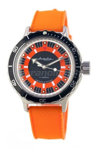 Vostok Watch Amphibian SE 420B04