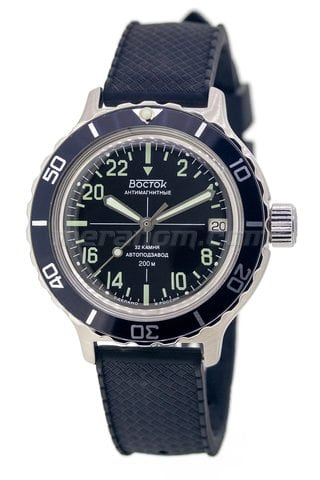 Vostok(Wostok) Uhr Amphibian SE 420B05SW