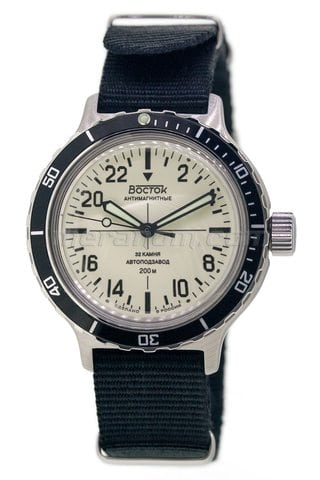 Vostok Watch Amphibian SE 420B06
