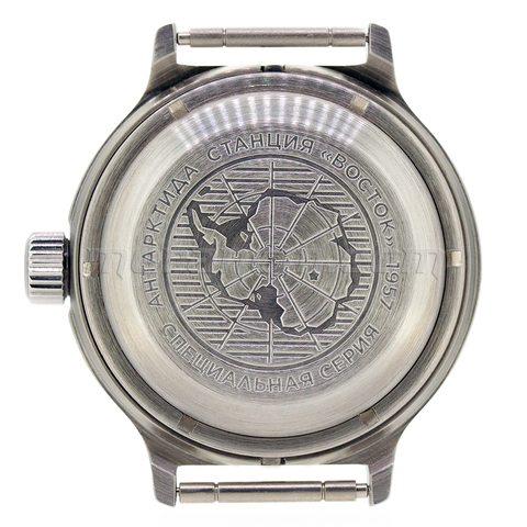 Часы Восток Крышка корпуса 71к2 Антарктида