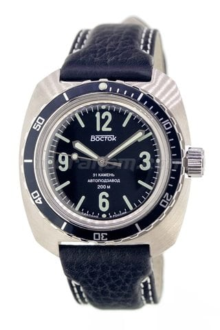 Vostok Watch Amphibian SE 710555L