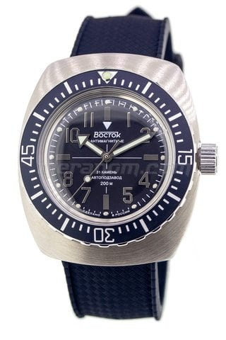 Vostok Watch Amphibian SE 090B38