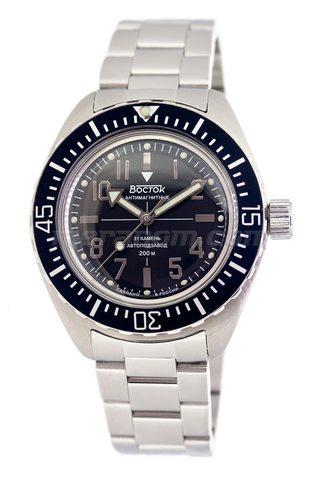Часы Восток Амфибия SE 020B38 браслет