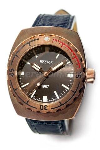 Vostok Watch Amphibia 1967 198500