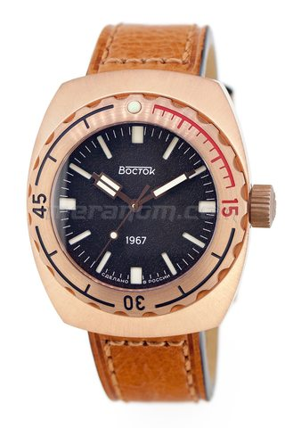 Vostok(Wostok) Uhr Amphibia 1967 196500 minor defects