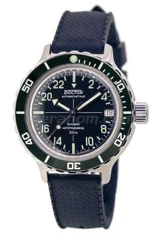 Vostok relojes Amphibian SE 420B05SN1