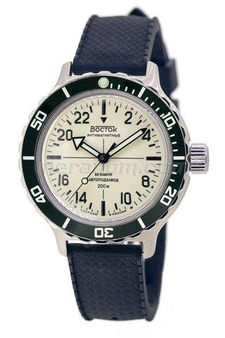 Vostok relojes Amphibian SE 420B06SN1