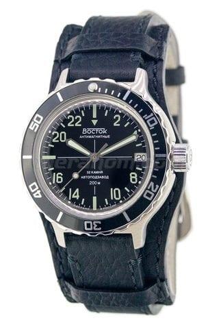 Vostok Watch Amphibian SE 420B05LCW