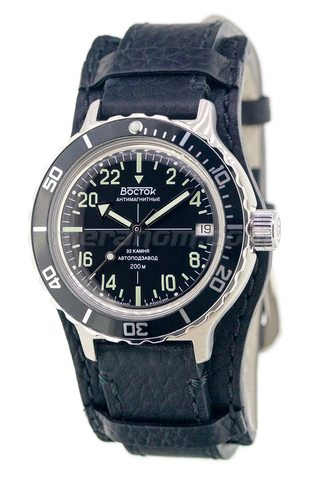 Часы Восток Амфибия SE 420B05LCW1