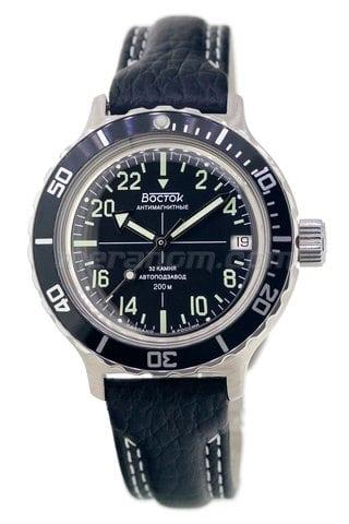 Часы Восток Амфибия SE 420B05LW1