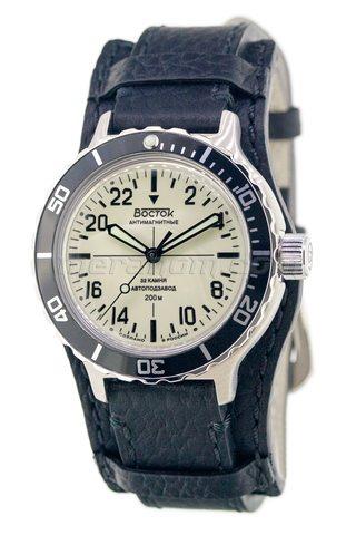 Vostok Watch Amphibian SE 420B06LCW