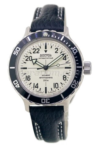Vostok Watch Amphibian SE 420B06LW1