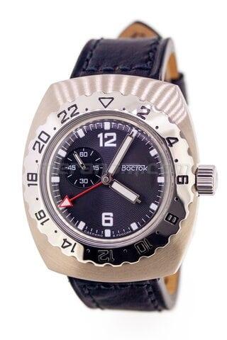 Vostok relojes Amphibian SE 090B43L
