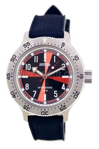 Vostok Watch Amphibian SE 420720S