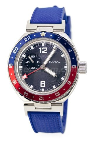 Vostok Watch Amphibian SE 960B43 Anchor