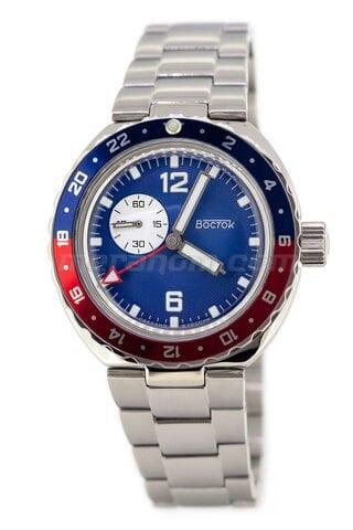 Часы Восток Амфибия 960B41 Якорь