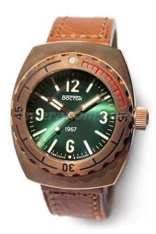 Vostok relojes Amphibia 1967 198B03