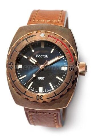 Vostok Watch Amphibia 1967 198B52