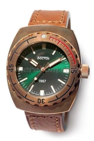 Vostok relojes Amphibia 1967 198B53