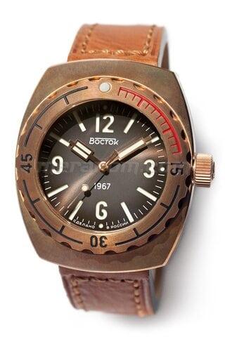 Vostok Watch Amphibia 1967 198B54
