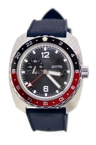 Vostok Watch Amphibian SE 710B43 Anchor
