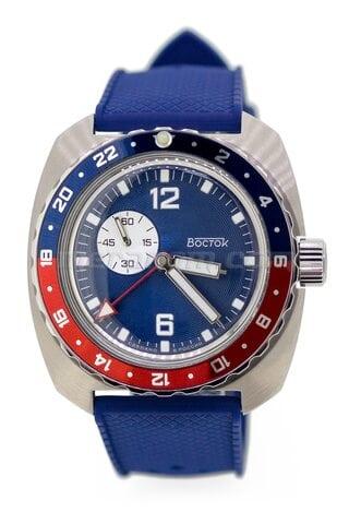 Vostok Watch Amphibian SE 710B41 Anchor
