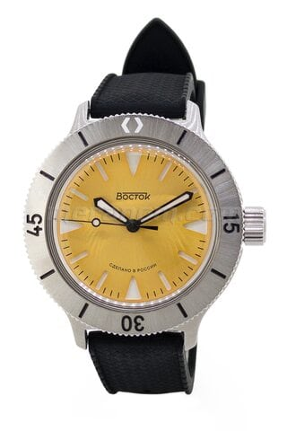 Vostok Watch Amphibian SE 720B34