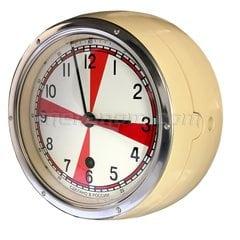 Ship Clock 5-ChM Radioroom ivory case