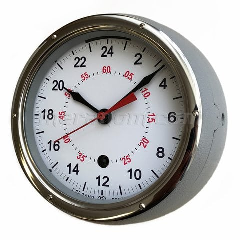 Vostok(Wostok) Uhr Ship Clock 5-ChM5-24 hour