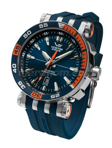 Vostok Europe watch Energia NH35A/575A279