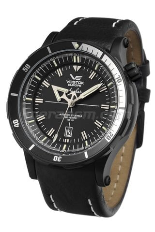 Vostok Europe watch Anchar Mens Diver NH35A/5104142 or 8215/5104142