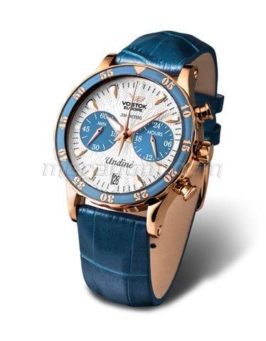 Часы Восток Европа женские Ундина VK64/515B527