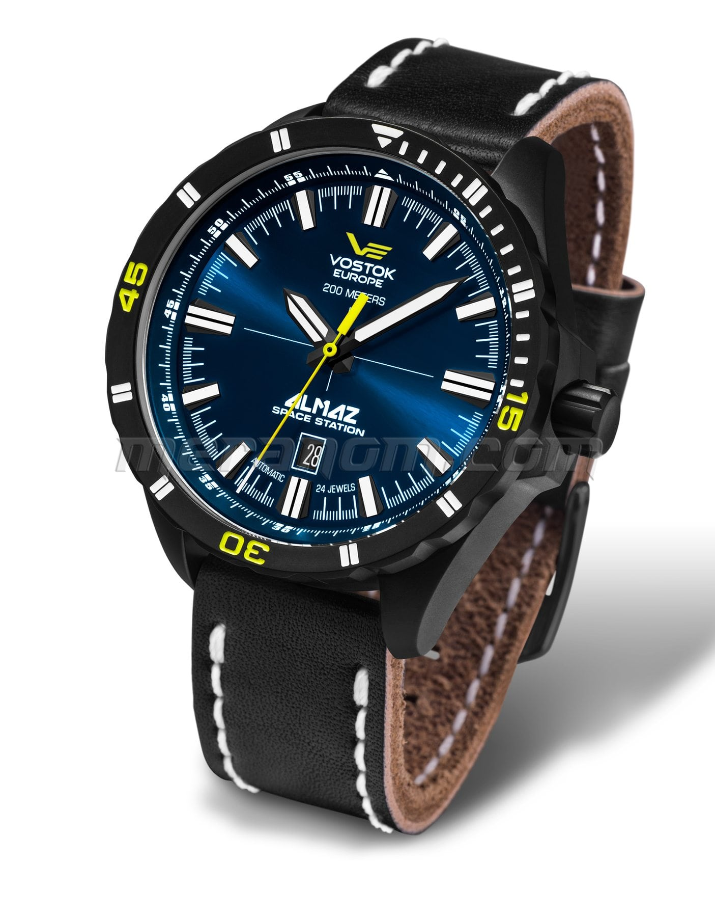 Vostok europe watch vostok europe almaz automatic nh35a 320c257 buy from an authorized dealer for Vostok europe watches