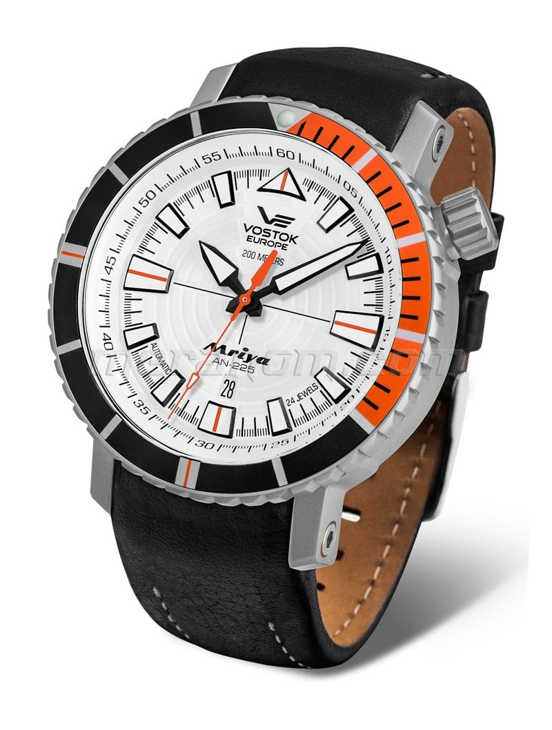 Vostok Europe watch Mriya 2 NH35A/5555233 buy from an ...
