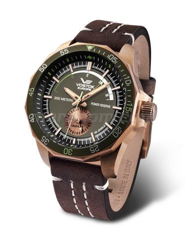 Vostok Europe watch N1 Rocket NE57-225O565