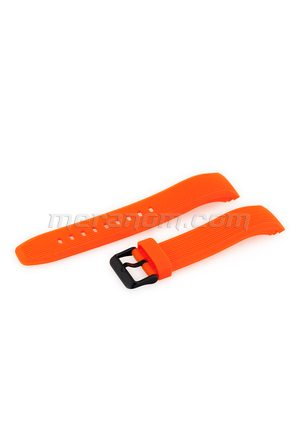 Amfibia Turbina Orange PU Strap