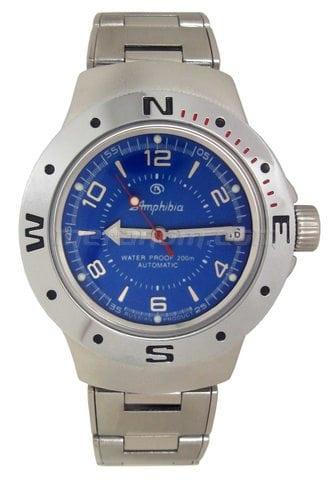 Vostok relojes  Amphibian Clásico 060007