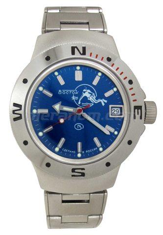 Часы Восток Амфибия Классика 060059