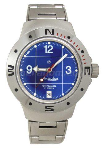 Vostok Watch Amphibian Classic 060116