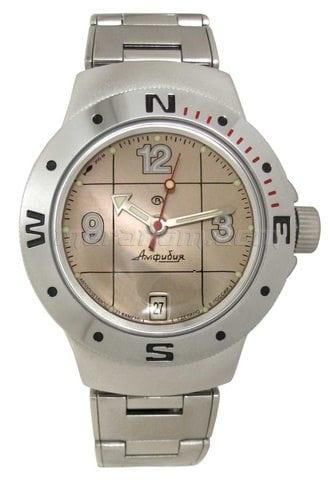 Часы Восток Амфибия Классика 060146