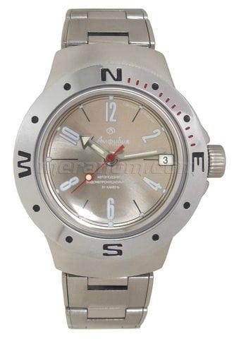 Часы Восток Амфибия Классика 060284