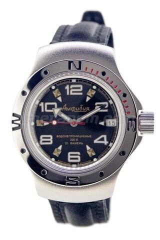 Vostok(Wostok) Uhr Amphibian Klassik 060335L