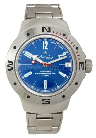 Vostok Watch Amphibian Classic 060358