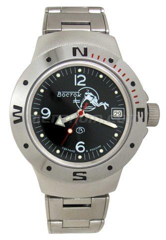 Часы Восток Амфибия Классика 060634