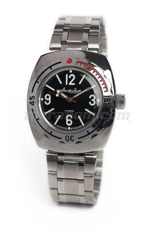 Vostok relojes  Amphibian Clásico 090913