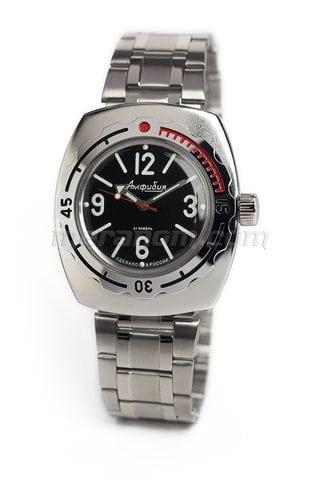 Vostok(Wostok) Uhr Amphibian Klassik 090913M