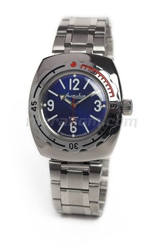 Vostok Watch Amphibian Classic 090914