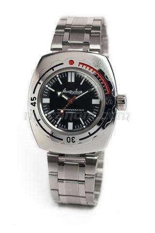 Vostok(Wostok) Uhr Amphibian Klassik 090916M