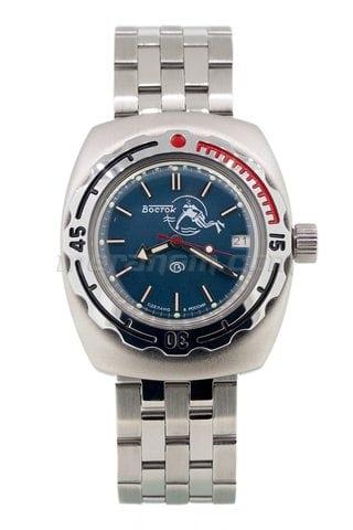 Vostok Watch Amphibian Classic 090059M