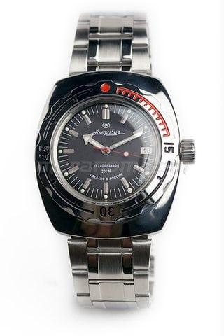 Vostok(Wostok) Uhr Amphibian Klassik 090662